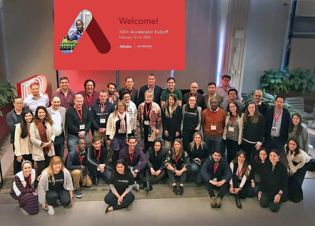 AB InBev's 100+ Accelerator Welcomes Second Cohort to its Global Sustainability Accelerator Program
