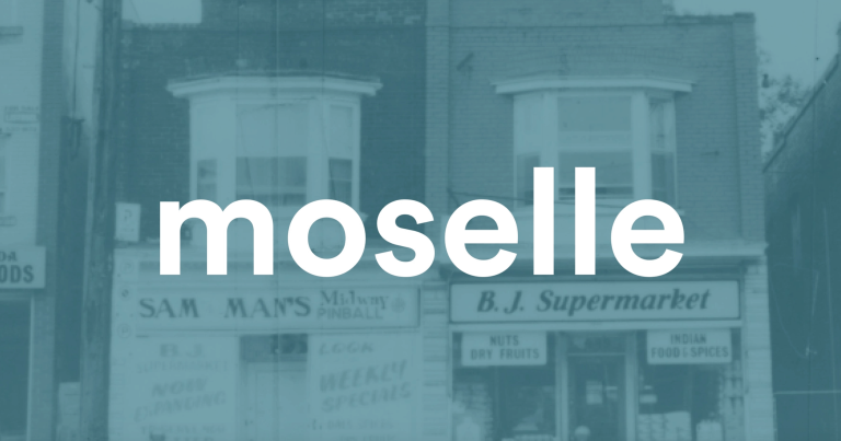 Building Moselle: A Story of Startup Co-Creation