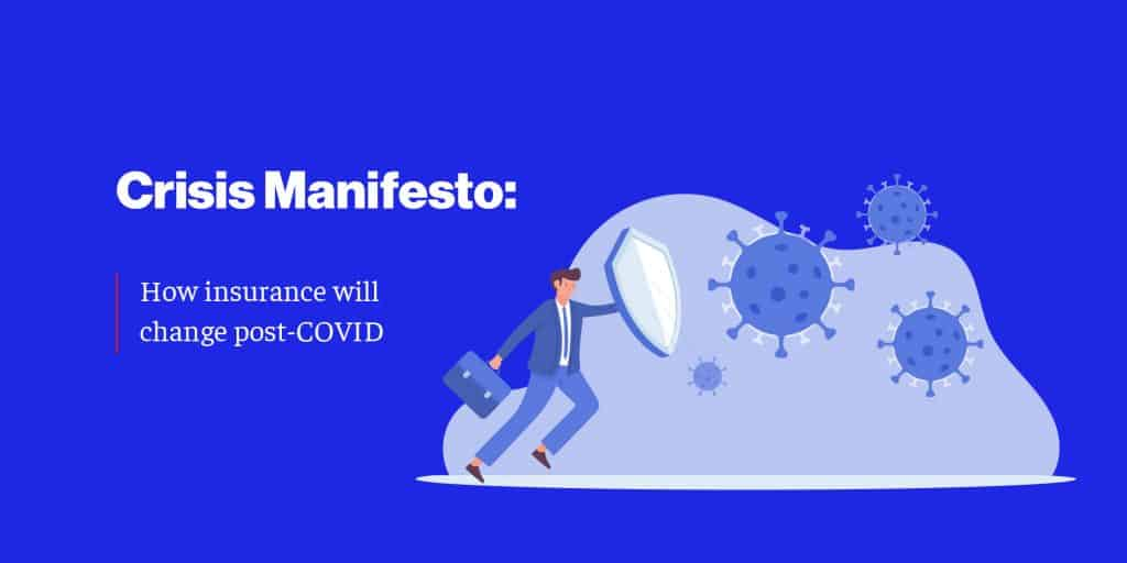 The insurance industry has been slow to adapt to change. COVID-19 has exposed the industry's innovation gaps – and revealed new opportunities for growth.