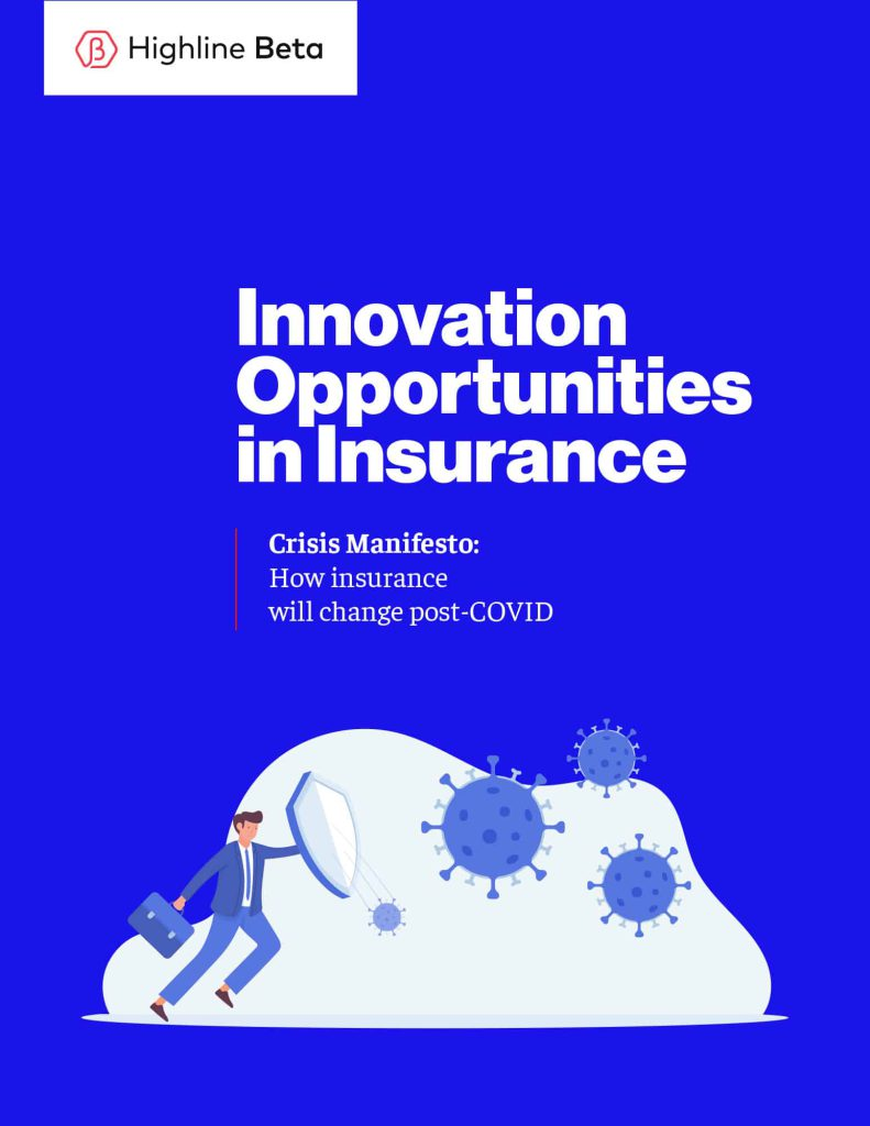 Crisis Manifesto: How insurance will change post-COVID