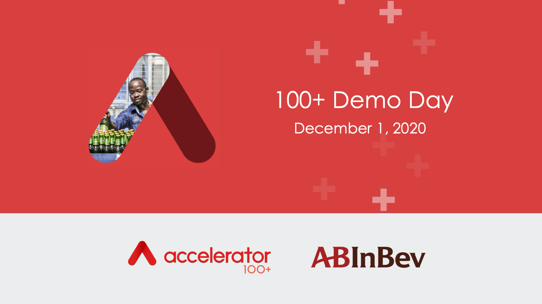 AB InBev's 100+ Sustainability Accelerator Holds 2nd Demo Day with 13 Startups