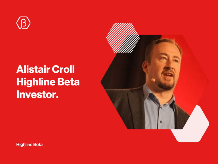 Highline Beta Investor Profile: Alistair Croll