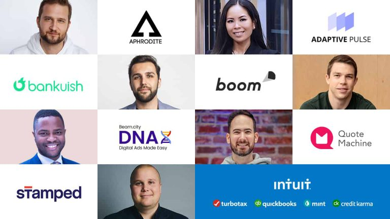 The Intuit Prosperity Accelerator:AI powered by Highline Beta announces the second cohort of North American startups